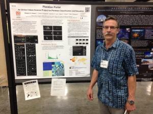 bob at ocean science PP poster